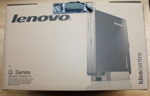 Lenovo Ideacentre Q190 Box