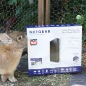 Olivander Reviewing the Netgear N900 WNDR4500 on reviewbunny.co.uk