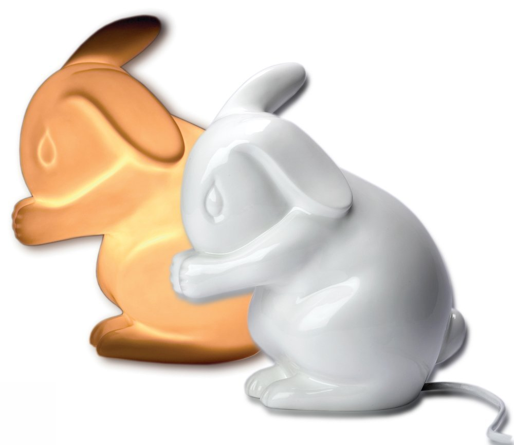 White Rabbit England Night Light from Amazon