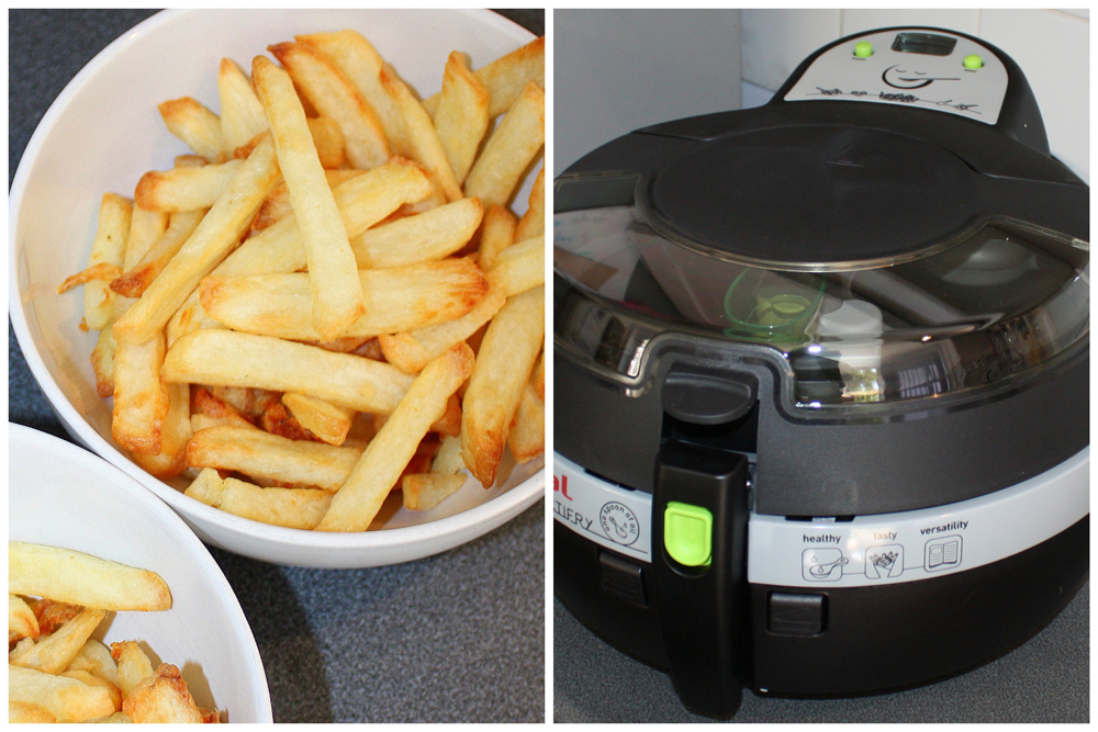 tefal actifry how to use