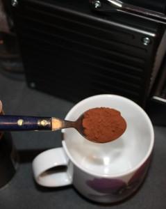 Green & Blacks Cocoa for Nespresso Mocha