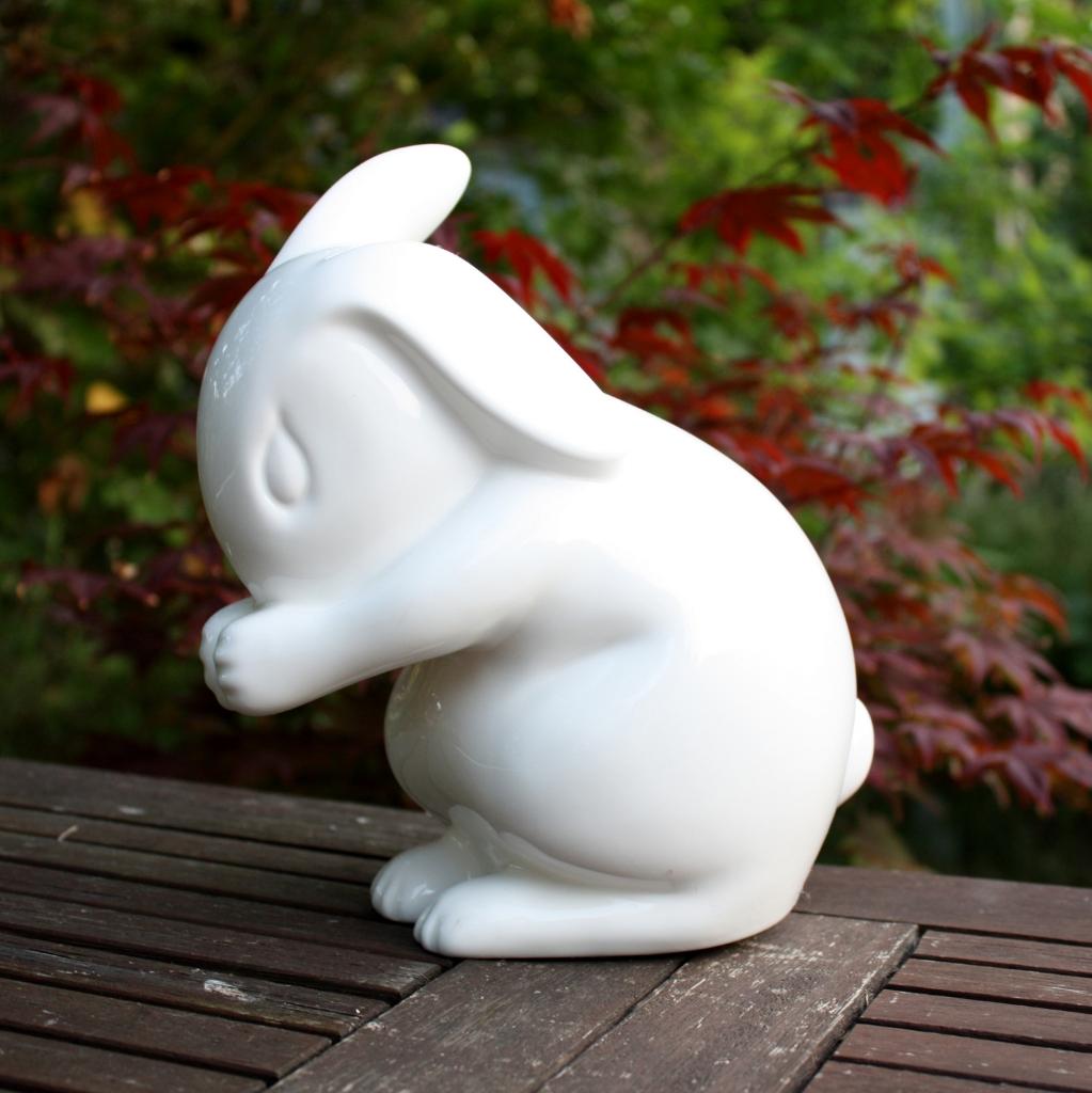 Ceramic Rabbit Light reversadermcreamcom : whiterabbitnightlight 4 from reversadermcream.com size 1023 x 1024 jpeg 617kB